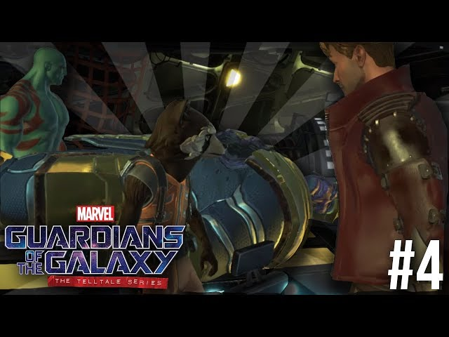 SELLING THANOS?! |GUARDIANS OF THE GALAXY : THE TELLTALE SERIES | #4