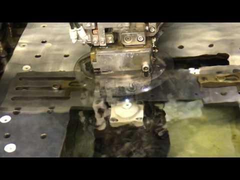 0.03mmのナムテクトの最先端金属加工技術