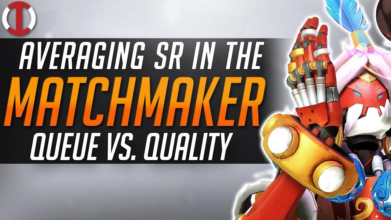 Problem matchmaking overwatch