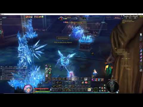 [Aion 5.8] Mirash Sanctuary__How to get FULL LOOT (Abyss chest)_Tutorial