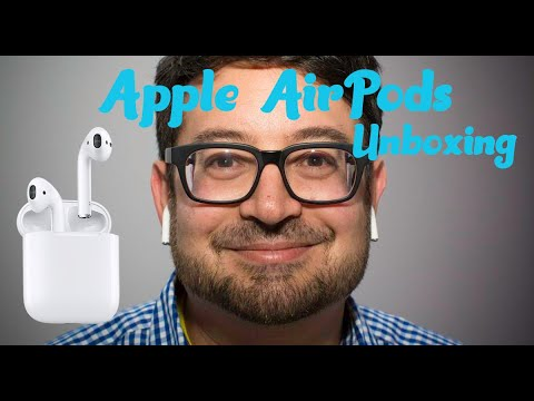 Apple AirPods - Ънбоксинг и мнение
