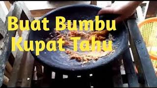 Download Video Membuat Bumbu Kupat Tahu MP3 3GP MP4