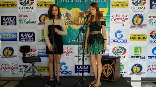 Joice Caetano e Julia - Concurso Web Music 2017