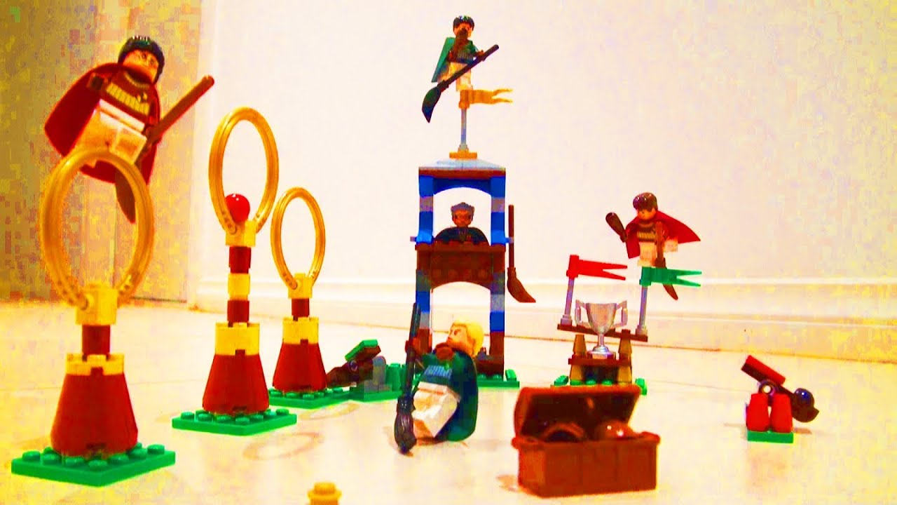 Quidditch Rings Cake Topper