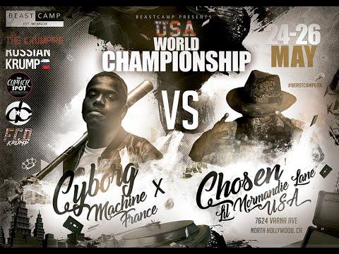 Cyborg VS Chosen | BeastCamp USA Championship 2019