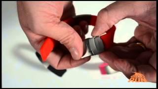 IDmeBAND Video - Premier Silicone Bracelet
