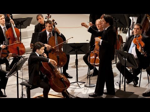 Haydn: Cello Concerto No. 1 / Capuçon · Dudamel  · Berliner Philharmoniker