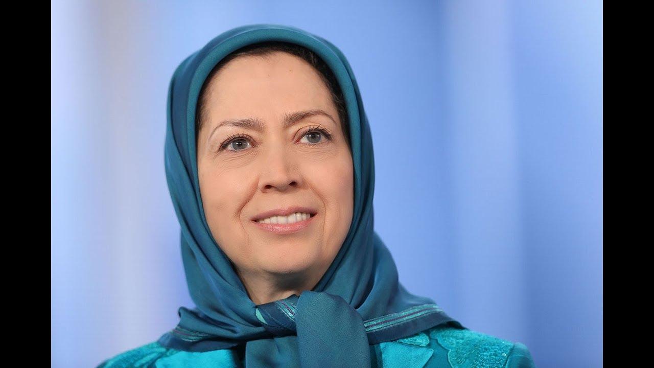 Discours de Maryam Radjavi au grand rassemblement pour un Iran libre