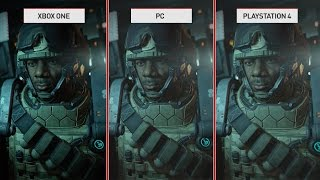 Call of Duty: Advanced Warfare Complete Graphics Comparison