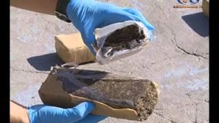 Carabineros incauta 106 kilos de marihuana prensada en sector La Negra thumbnail