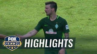 VfB Stuttgart vs. Werder Bremen | 2017-18 Bundesliga Highlights