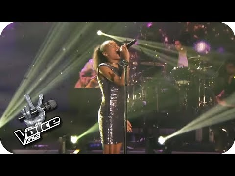 Whitney Houston  I Will Always Love You Diana  Final  The Voice Kids 2017 Germany  SAT1