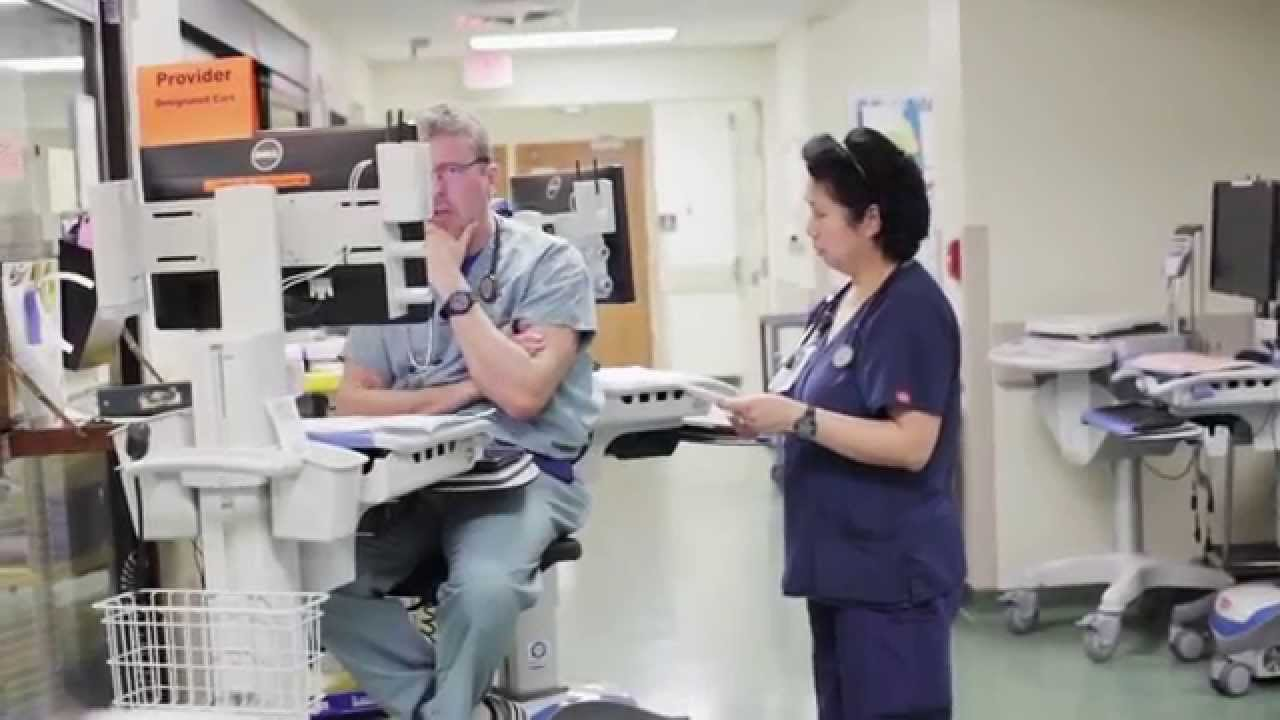 Seton Nursing Why My Heart Is In This Work Youtube