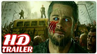 WORLD WAR Z 2 Teaser Trailer (2019) Brad Pitt | Fan-Made