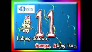 Bilang Isa Hanggang Labing Siyam (karaoke)