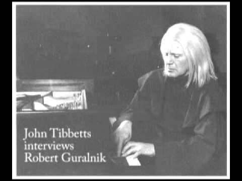 John Tibbetts interviews Robert Guralnik - Part 1 of 2