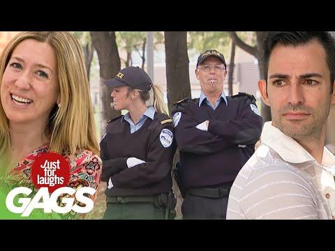 Terrible Parents, Petty Police Officers, & FaceTime Lies | JFL Throwback Pranks