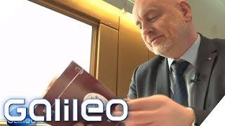Reich durchs Bord-Bistro? 5 Geheimnisse der Deutschen Bahn | Galileo | ProSieben