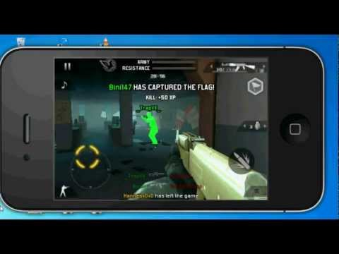 Modern Combat 2 Best Hack Wall Hack , Speed , One Shot Kill...