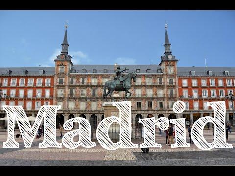 Que Hacer y Donde Comer en Madrid - España