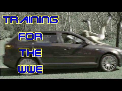 Keith Apicary on WWE