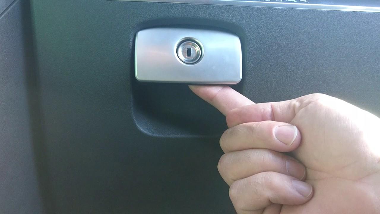 abs car glove box storage frame trim for jaguar xf xe f. Black Bedroom Furniture Sets. Home Design Ideas