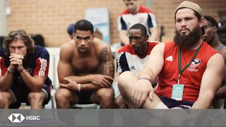 HSBC Sport | USA Rugby Sevens have one chance to shock the world. The Pioneers | Official Trailer