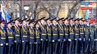 Парад Победы, посвящённый 76-й годовщине Победы в Великой Отечественной войне