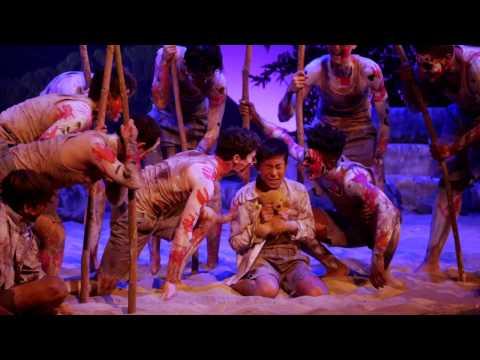 Trailer for Chadwick School's Lord of the Flies (Boys' cast)