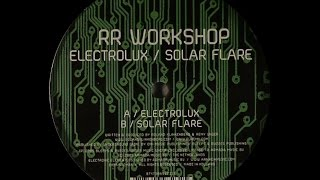 RR Workshop ‎– Solar Flare (Original Mix)