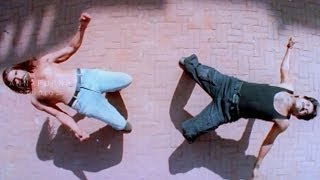 Rahul Dev & Nagarjuna Climax Fight Scene || Mass Movie thumbnail