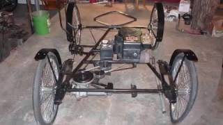 Building my horseless carriage (slide show)