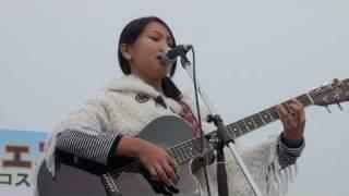 井上苑子 武庫川コスモス祭2010年11月14日No2.
