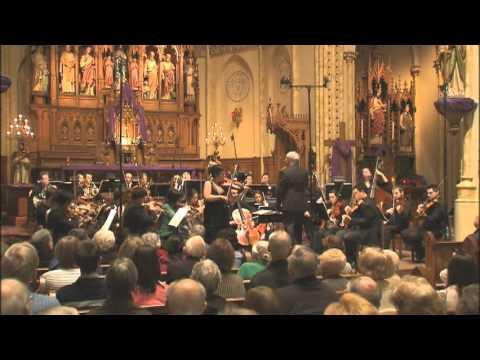 Dylana Jenson - Tchaikovsky Violin Concerto Mvt 3 pt 2