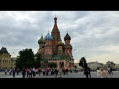Moscow and St. Petersburg 2014 by TT