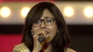 Shakthisree Gopalan  Stage Performance 2016