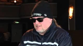 Markus Krebs / Ausschnitt aus dem Live Programm & Interview von Kanal4 im Dezember 13