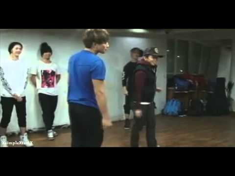 MBLAQ - 엠블랙 - STAY DANCE PRACTICE WITH 비 - TEASER [HD]