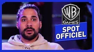 Mortal Kombat 11 - Spot Officiel avec Jeremy Nadeau !