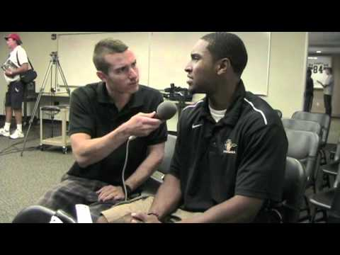 KCR SPORTS: Leon McFadden Interview