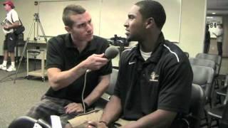 KCR SPORTS: Leon McFadden Interview