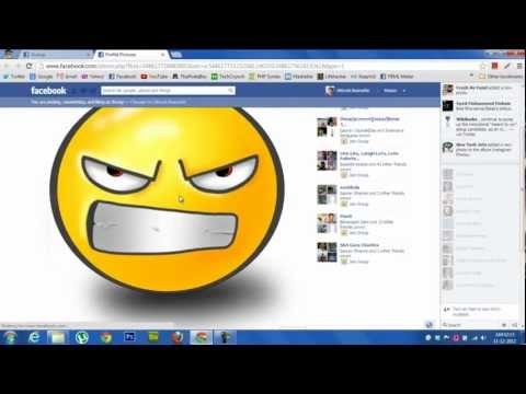 Create Your Own Facebook Chat Emotions