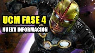 FASE 4 Del Universo Cinematográfico De MARVEL - Películas confirmadas y Rumores !!