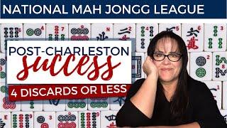 National Mah Jongg League Charleston Modeling 20181022