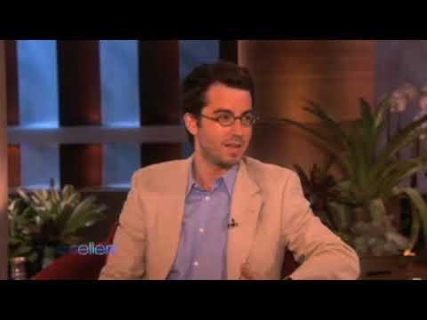 Jonathan Safran Foer Answers Audience Questions on Ellen