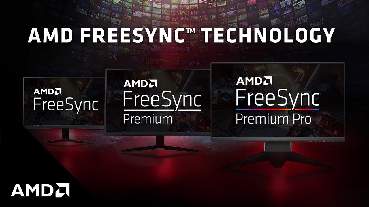 Amd Freesync Technology 2020 Update Youtube