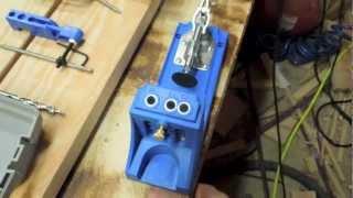 Kreg Jig K4ms Master System Pocket Hole Jig Tool Review