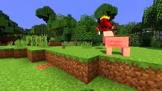 Minecraft: Como Construir uma Base Secreta Pequena e Fácil #1