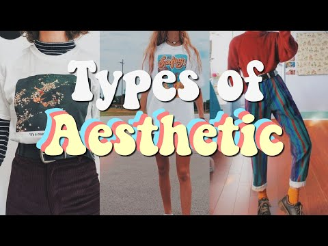 Types Of Aesthetic 2020 || Find Your Aesthetic