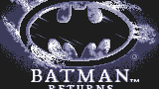 Atari Lynx Longplay [06] Batman Returns